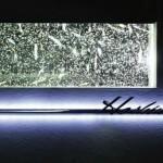 スパークル 光センサー付-LED表札